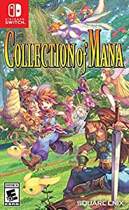 Collection of Mana(輸入版:北米)- Switch