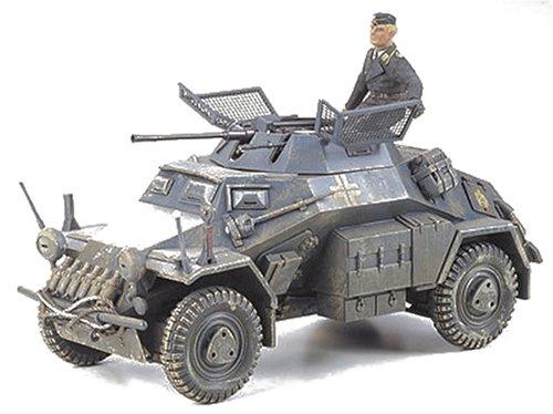 1/35 ミリタリーミニチュアシリーズ ドイツ4輪装甲車222