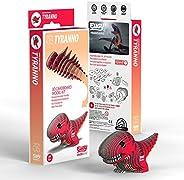 EUGY 005 Tyranno Eco-Friendly 3D Paper Puzzle