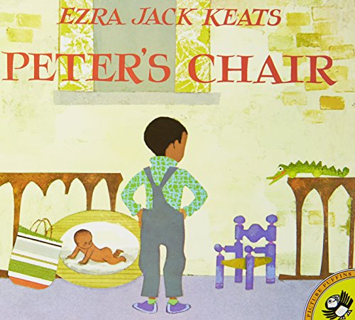 Peter's Chair (Picture Puffins)の詳細を見る