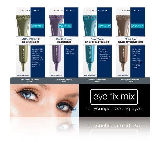 Claudia Stevens Eye Fix Mix (16 Pieces Prepack Display) (並行輸入品)