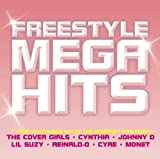Freestyle Mega Hits    (Warlock Records)