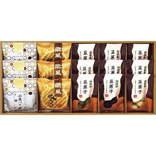 小豆パイ・ヴァッフェル和菓子詰合せ お中元お歳暮ギフト贈答品プレゼントにも人気