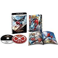 スパイダーマン:ホームカミング 4K ULTRA HD & ブルーレイセット