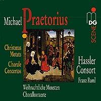 Christmas Motets & Chorale Concertos