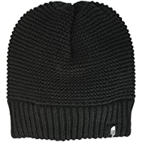 The North Face Women's Purrl Stitch Beanie, TNF Black, One Size