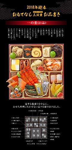 成功するおせち料理(2018年)の秘密