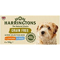 Harringtons Complete Dog Foodフレーバーミックス150 g (パックof 6 )