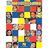 100 Songs for Kids: Easy Guitar with Notes and Tab: Easy Guitar with Notes & Tab