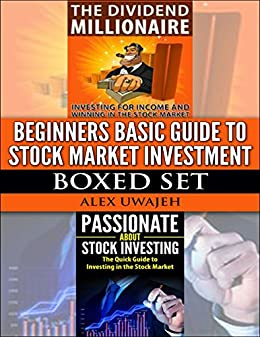 Beginners Basic Guide to Stock Market Investment Boxed Set by [Uwajeh, Alex]