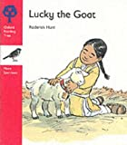 Oxford Reading Tree: Stage 4: More Sparrows Storybooks: Lucky the Goat: Lucky the Goat