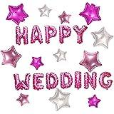 ウェディング バルーン セット 結婚式 受付 プロポーズ 飾り付け ポンプ付き