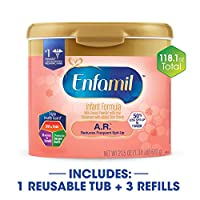 Enfamil A.R. Baby Formula - 118.1 oz Powder Combo Pack by Enfamil