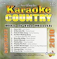 Karaoke: Country Hits of Month - November 2010