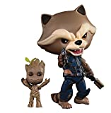 Guardians of the Galaxy Vol.2 Rocket with Baby Groot Egg Attack Action Figure - Previews Exclusive