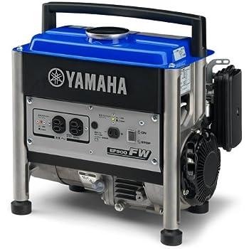 ヤマハ 発電機 60HZ 西日本地域専用 EF900FW