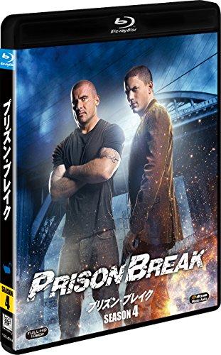 プリズン・ブレイク シーズン4<SEASONS ブルーレイ・ボックス>[Blu-ray/ブルーレイ]