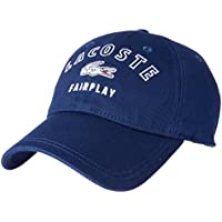 Lacoste Men's Fairplay Lacoste Cap