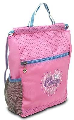 CHOOP シュープ キッズ ハート&ドット ナップサック 1247 (ピンク)