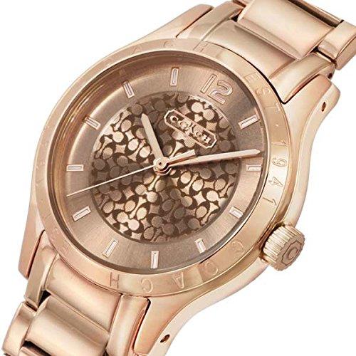 (コーチ) COACH コーチ 時計 レディース COACH 14502098 MADDY マッディ 腕時計 ウォッチ ピンクゴールド[並行輸入品]