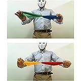 「うらら トリック 」 手品 マジック 色の変わるハンカチ (うららトリック制作?説明動画 + 持ち運び用袋バック付) マジック