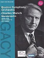 Felix Mendelssohn Symphonies