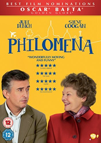 Philomena [DVD] by Judi Dench