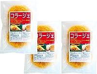 コラージェ(ふかひれ風ゼラチンフード)50g×3袋人工フカヒレ乾燥品