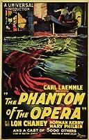 The Phantom of the Opera (ムービーポスター11x 17インチ–28cm x 44cm ( 1925) (スタイルB )