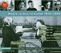 Musik in Deutschland 1950-2000 Vol. 158: