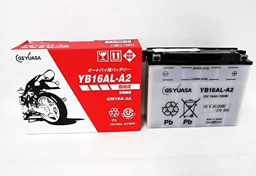 開放式バッテリー YB16AL-A2