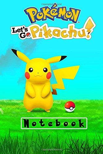 Pokemon Let's Go Pikachu! Note...