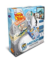 Motion Game Phineas and Ferb Motion Video Game by Motion Game