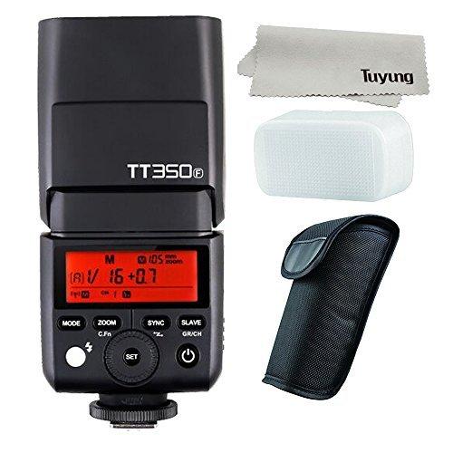 Godox Thinklite TTL 2.4GHz TT350F ミニカメラフラッシュ高速1 / 8000s GN36 DSLR 富士フイルム カメラ X-Pro2、X-T20、X-T2、X-T1、X-Pro1、X-T10、X-E1、X-A3、X100F、X100T