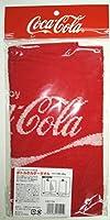 コカコーラ レッド ペットボトルホルダー タオル