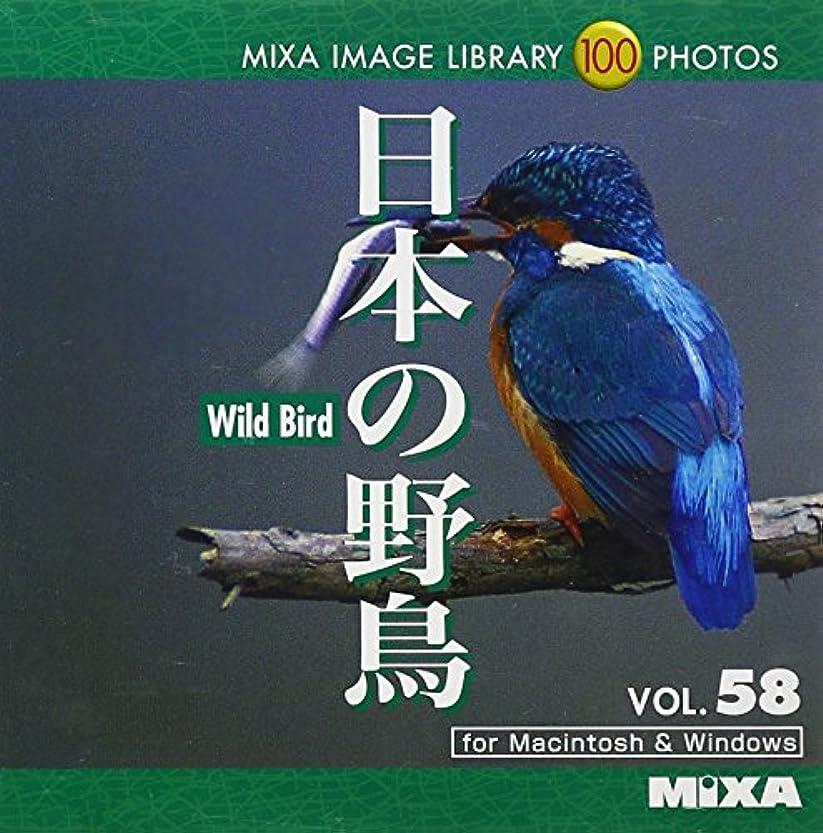 実装する論文いつもMIXA IMAGE LIBRARY Vol.58 日本の野鳥