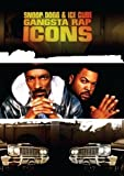 Gangsta Rap Icons: Snoop Dogg & Ice Cube [DVD] [Import]