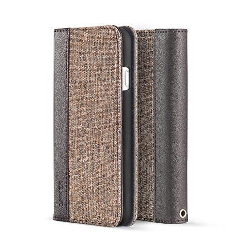 1,599円、iPhone 7用の手帳型保護ケース「Anker ToughShell Elite」が発売