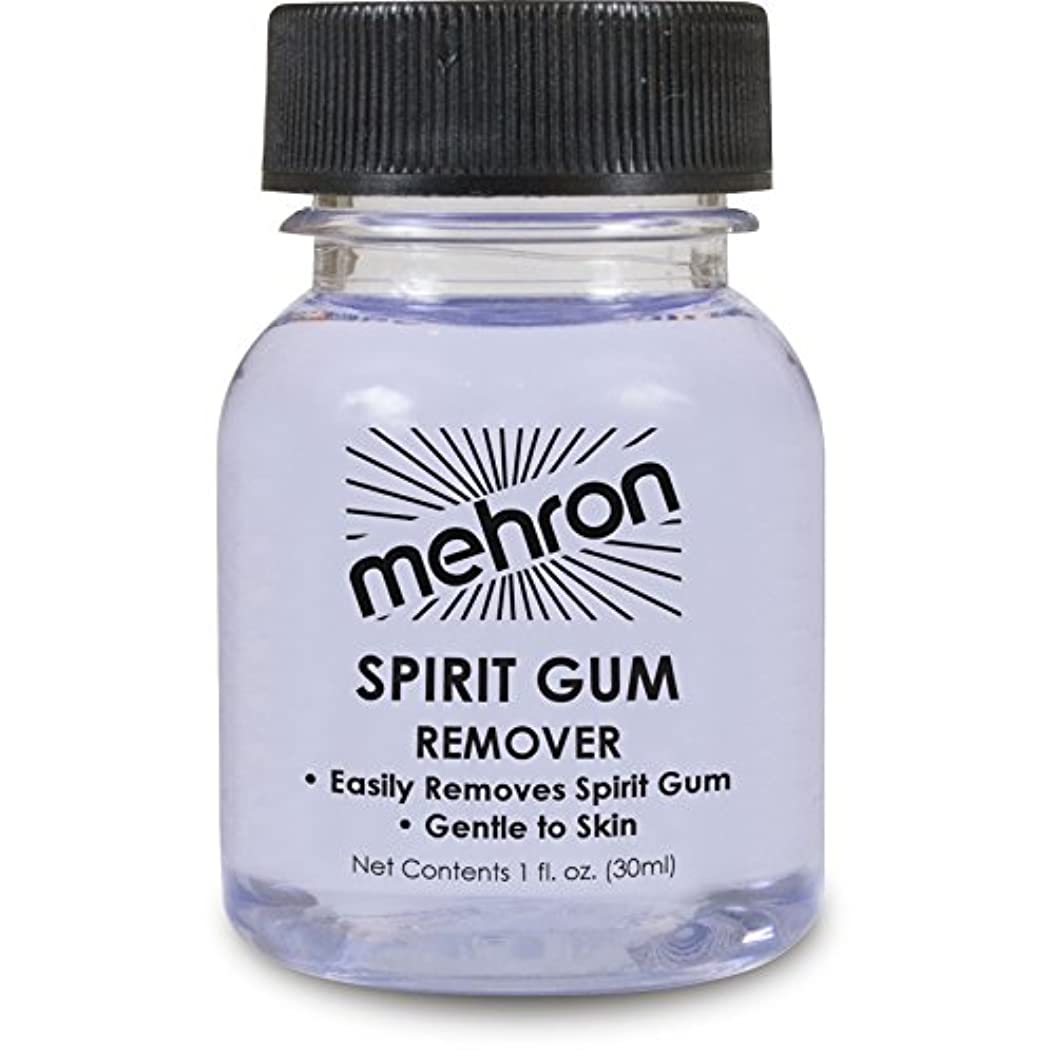 配管マンモス掘るmehron Spirit Gum Remover (並行輸入品)