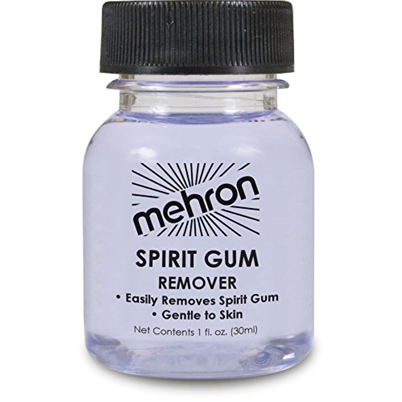 アセンブリのぞき穴依存するmehron Spirit Gum Remover (並行輸入品)