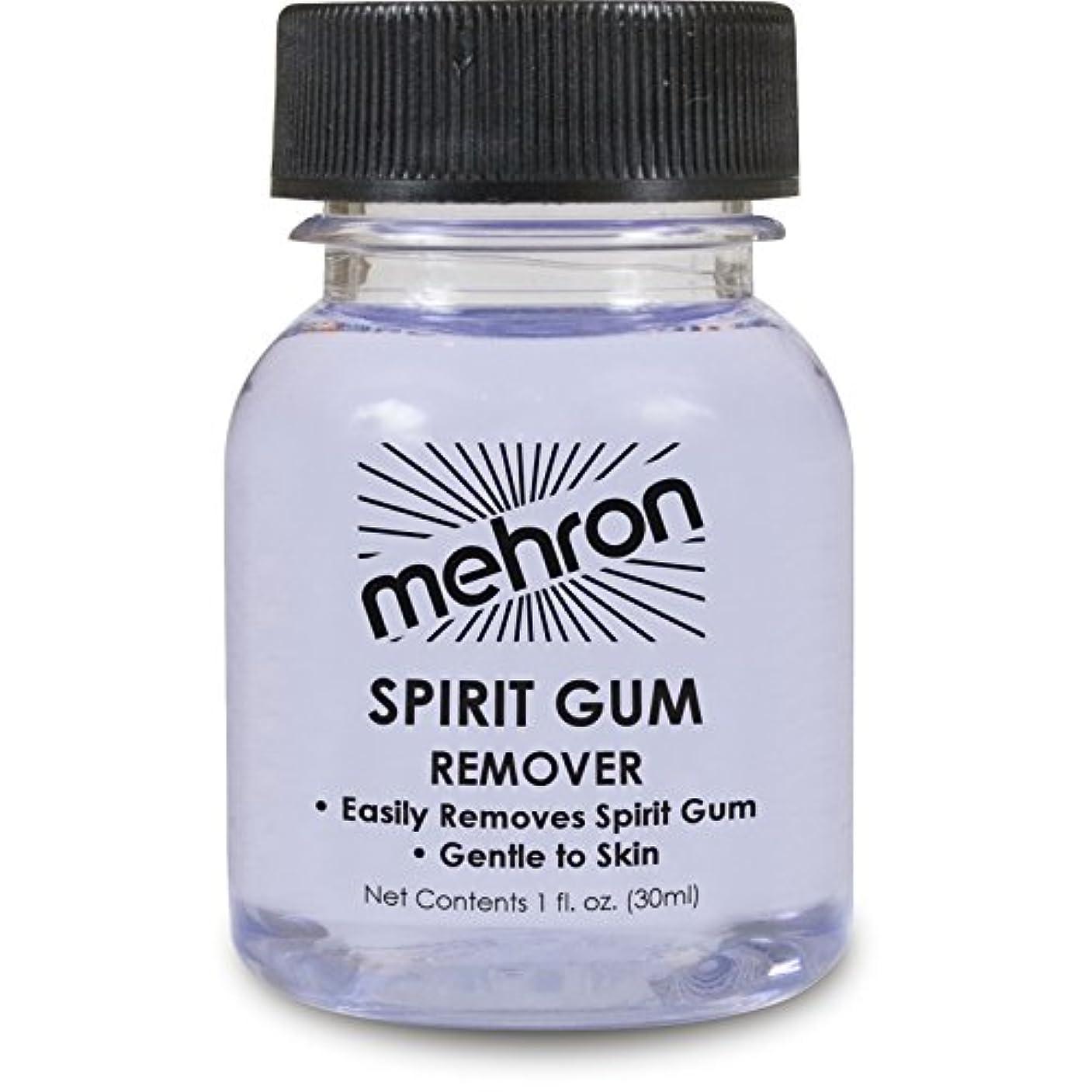 寛容なために伝導mehron Spirit Gum Remover (並行輸入品)