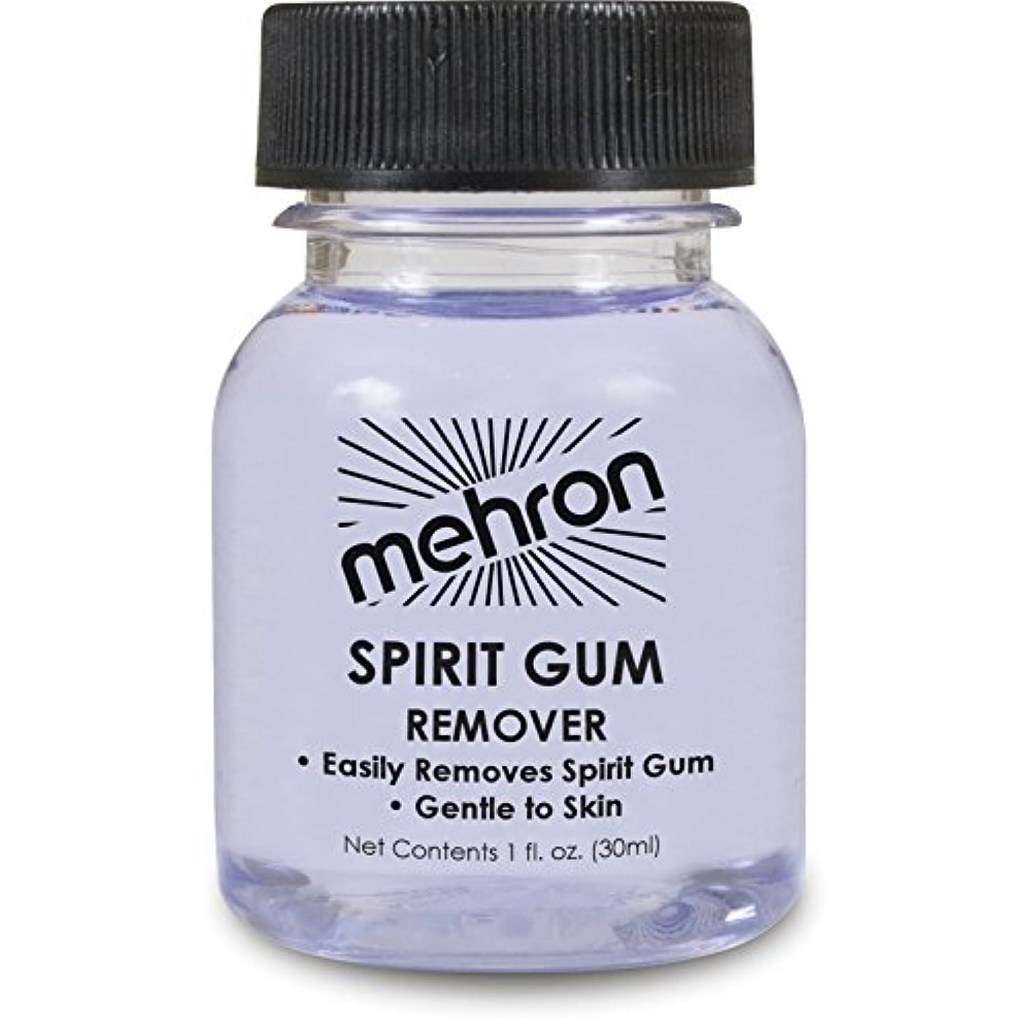 四回ボウリングハーフmehron Spirit Gum Remover (並行輸入品)