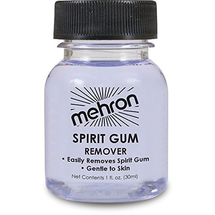 ほのめかす下る無傷mehron Spirit Gum Remover (並行輸入品)