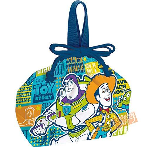 ハーフタオル付 トイストーリー お弁当箱(中子付) 箸&箸箱巾着セット 5枚目のサムネイル