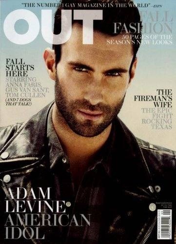 Out [US] September 2011 (単号)