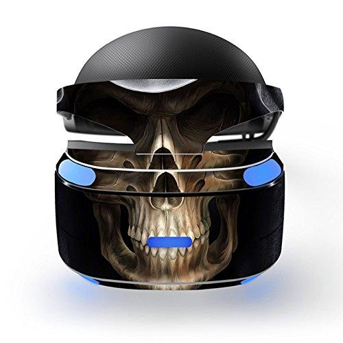 (キュミオ) QeMIO PSVR Playstation VRヘッドセット用ステッカー デカール 保護スキンシール スキンシール カバー 保護フィルム アクセサリ -071715