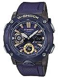 カシオ G-Shock GA2000-2A カーボンコアガード ネイビーゴールド 樹脂ウォッチ