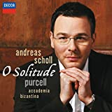 O solitude: Songs and Arias by Henry Purcell 画像