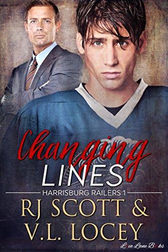 Download Changing Lines (Harrisburg Railers Hockey Book 1) (English Edition) B071WKKJC8