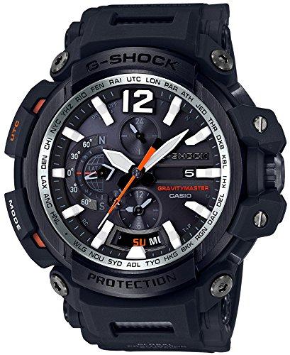 [カシオ]CASIO 腕時計 G-SHOCK ジーショック グラビティマスター Bluetooth搭載GPSハイブリッド電波ソーラー GPW-2000-1AJF メンズ